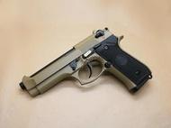WE M9 貝瑞塔 全金屬 瓦斯槍 沙(BB槍BB彈玩具槍CO2槍長槍短槍模型槍CO2直壓槍手槍 WE M9A1 M92