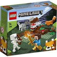 樂高LEGO 21162 Minecraft系列 - The Taiga Adventure