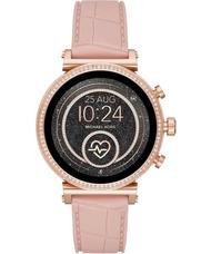 MK水鑽智慧手錶 三色 錶面約41mm 🉐🉐限時特價$7580/支 專櫃賣13000 up💜