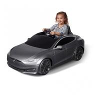 美國直郵原裝Tesla Model S3X兒童玩具電動車特斯拉官網直郵禮物