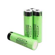 日本松下Panasonic NCR18650B 3350mAh 凸點/凸頭 認證版充電鋰電池(4入)無保護板