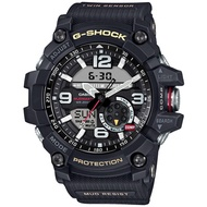 Casio G-Shock Mudmaster Twin Sensor Mens Sports Watch (Black)