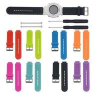 ☈☉❊1套Garmin Approach S2 S4錶帶套裝手錶/ Vivoactive矽膠腕帶