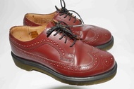 Dr.Martens Schuh cherry red  3989