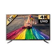 (含運無安裝)【SANSUI山水】55型4K安卓智慧連網液晶顯示器電視 SLHD-556VT