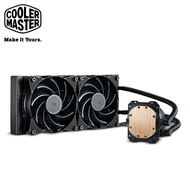 CoolerMaster 酷碼 MasterLiquid Lite 240 一體式水冷 (12CM風扇*2/兩年保固/漏液損壞賠償)