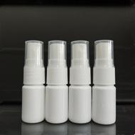 PET白色噴霧瓶10ml/30ml/100ml一組5入 618購物節