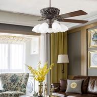 古典系列/時尚風格吊扇 將財吊扇燈 風扇燈 台灣製 60吋 DC省電馬達 直流變頻 六燈 光源另計 附遙控 多層次 永光照明 DC236+LD013