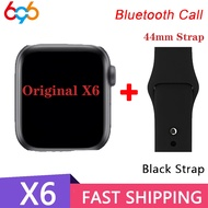 "696 X6 1.54"" Full Touch Smart Watch Men for Apple Watch Support Bluetooth Call Music Play Women Smart Band PK W34 IWO 12 10 T500"