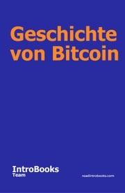 Geschichte von Bitcoin IntroBooks Team