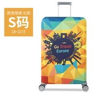 KingCare กระเป๋าถือเดินทางผ้าหุ้มกระเป๋าเดินทางครอบคลุมกระเป๋าถือเดินทางผ้าหุ้มกระเป๋าเดินทางครอบคลุม20/24/28/29นิ้ว