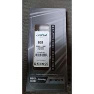 筆電用 美光 全新終保 DDR3 1600 8GB 8G 11雙