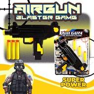 Monroe Babies AirGun TOY Blaster Game Super Power Soft Bullet Toys for Kids Toys for boys
