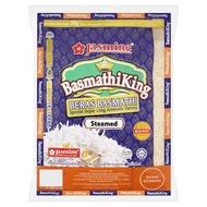 JASMINE BERAS BASMATHI KING (STEAMED) 5KG PASARAYA HIJRAH