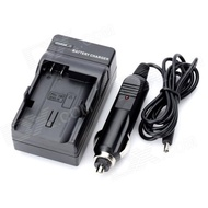 Replacement Battery Charger With In-car Charger for Canon LP-E12ForCanon EOS 100D, Canon EOS M, Canon EOS Rebel SL1