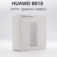 Huawei B 818 (B818 - 263) 4G Router 3 Prime 1600Mbps 4G+ LTE CAT19 Wireless Modem Wifi Adapter