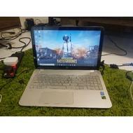 Laptop HP i7 touchscreen gaming