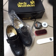 Jack wolfskin全新魔鬼氈皮鞋