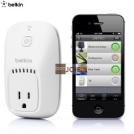::bonJOIE:: 美國貝爾金 Belkin WeMo Home Automation Switch 智慧型電源插座 iPhone / iPad / iPod / Android 4.0以上 控制