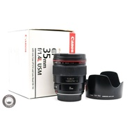 【高雄青蘋果3C】Canon EF 35mm f1.4 L USM 人像 二手鏡頭 UU鏡 定焦鏡 #30962