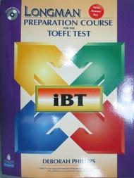 【書寶二手書T8/語言學習_QDF】Longman Preparation Course For The Toefl T