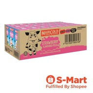 Marigold UHT Strawberry Milk 24 x 200ML