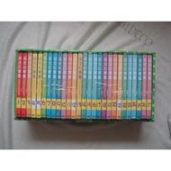 阿法貝樂園英文DVD 套組