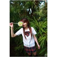 台北 莊敬高職女生夏季制服一套#水手服專賣店