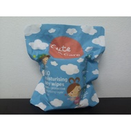 FRED & FLO CUTE & CARE NEW PACKING MOISTURISING 150 WIPES BABY WIPES WET TISSUE REFILL PACK Topvalu Aeon Tesco Lotus