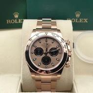 9號店 ROLEX 勞力士 迪通拿 Daytona 116505 玫瑰金 粉色  品
