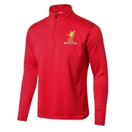 Top Quality Liverpool Long Sleeve Home Jersey T-Shirt Training Wear