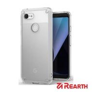 【Rearth】Google Pixel 3 XL Ringke Fusion 高質感保護殼(軍規抗震、熱銷品牌)