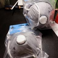 !防疫大作戰! !現貨限量!台灣製造3入/包 台灣製造 工業用防塵 碗型排氣閥口罩 口罩 活性碳口罩