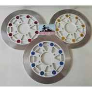 Nissin Buta Disc Disc Disc 220 mm Plain Floating Model Mio Vario Scoopy Soul Sporty