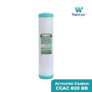 WaterCare Coconut Granular Activated Carbon Water Filter - US Pure CGAC #20 BB