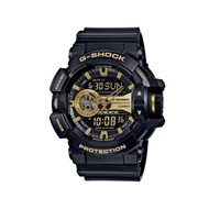 G-Shock GA-400GB Garish Series Watches - Black/Gold / One Size
