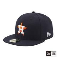 NEW ERA 59FIFTY 5950 MLB 球員帽 太空人 _主場 海軍藍