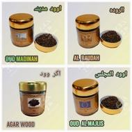 Arabic fragrance Bakhoor original Al Raudah Al majlis Al kaba