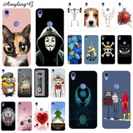 Mobile phone shell For Tecno Camon CM CA6 Soft Silicone Print For Tecno CA6 For Tecno CM For Tecno CamonCM Phone Case
