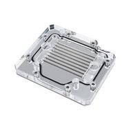 【皇運水冷】NVIDIA RTX3090 背面冷頭 顯卡顯存背板散熱器 挖礦 分體式水冷