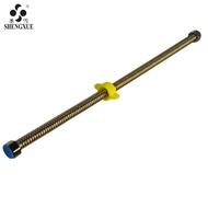 圣雪 304不銹鋼波紋管 加厚4分熱水器高壓管冷熱進水管 防爆軟管1入