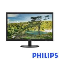 【PHILIPS飛利浦】22型LED寬螢幕顯示器(223V5LHSB2)