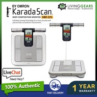 Karada Scan Body Composition Monitor Weighing Scale  HBF-375 / HBF-214 by Omron Body Fat Analyzer