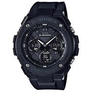 G-SHOCK 絕對強悍雙層防震太陽能運動錶(GST-S100G-1B)-52.4mm