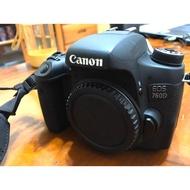 canon eos 760D 單眼 相機 附電池 佳能 鏡頭 永諾Yongnuo 50mm f/1.8 YN F1.8