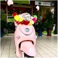 電動車-自行車-LINK GO-紅蘋果-代步車-電動自行車-免駕照-電動輔助自行車-電動機車