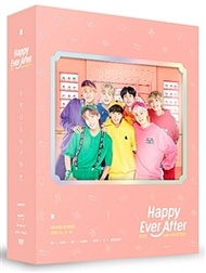 BANGTAN BOYS BTS 4TH MUSTER [Happy Ever After] DVD + PHOTOBOOK + PHOTOCARD SEALED