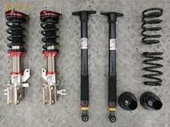 慶聖汽車 AGT倒插式高低軟硬可調避震器 BMW E39