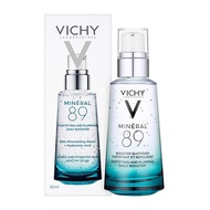 New Genuine Vichy Mineral 89 Hyaluronic Acid 50 ml Duo Pack