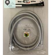 Buruan Buy Shower Hose / Toilet Bidet Spiral Griser Length 1.5 Meters
